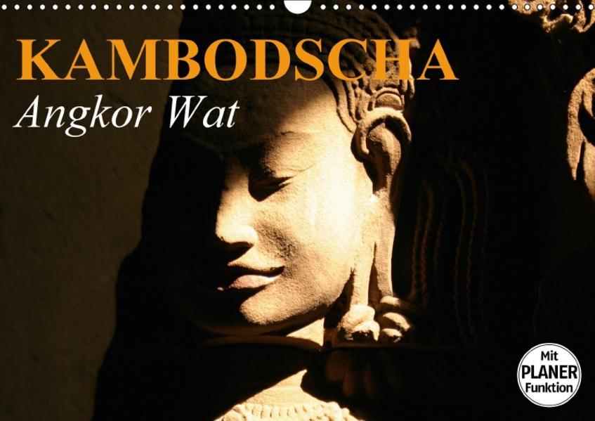 Kambodscha. Angkor Wat (Wandkalender 2017 DIN A3 quer) - Coverbild