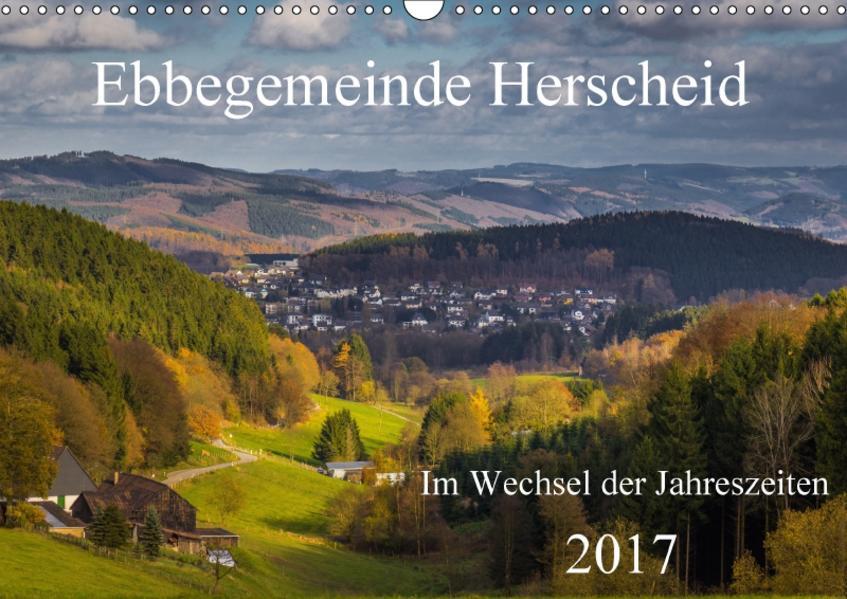 Ebbegemeinde Herscheid (Wandkalender 2017 DIN A3 quer) - Coverbild