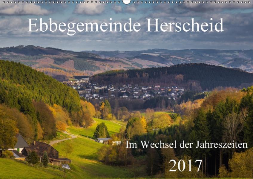 Ebbegemeinde Herscheid (Wandkalender 2017 DIN A2 quer) - Coverbild