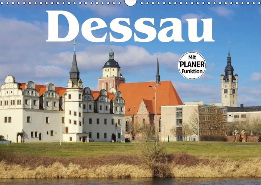 Dessau (Wandkalender 2017 DIN A3 quer) - Coverbild