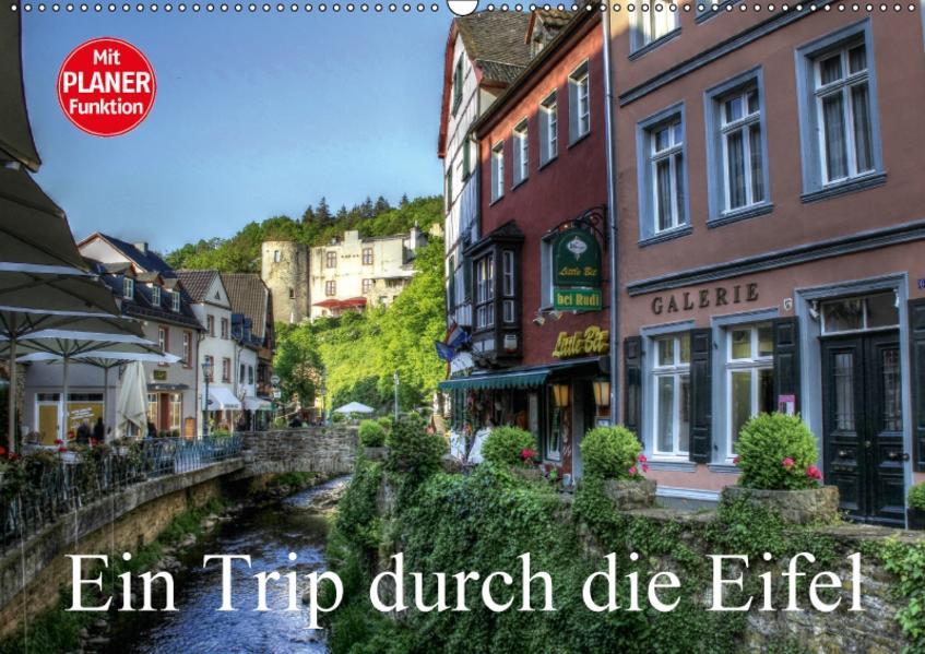 Ein Trip durch die Eifel (Wandkalender 2017 DIN A2 quer) - Coverbild