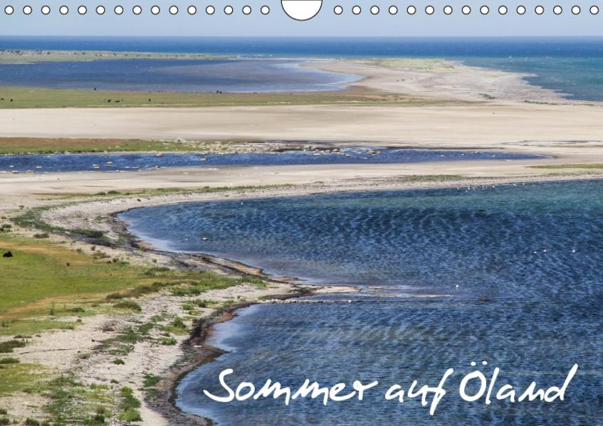 Sommer auf Öland (Wandkalender 2017 DIN A4 quer) - Coverbild