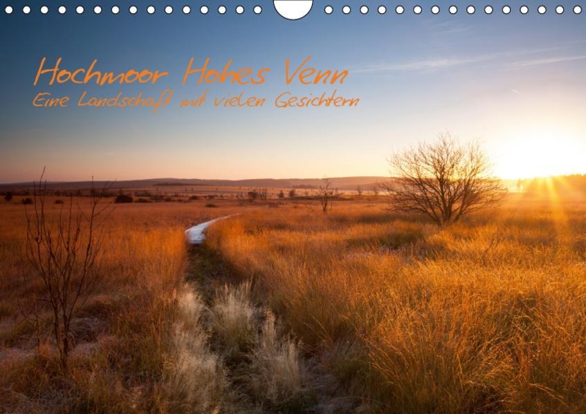 Hochmoor Hohes Venn (Wandkalender 2017 DIN A4 quer) - Coverbild