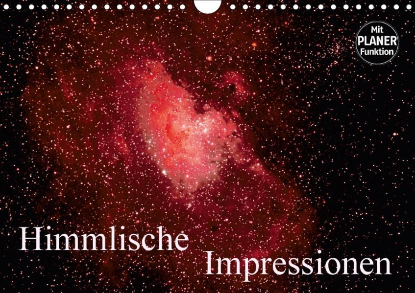 Himmlische Impressionen (Wandkalender 2017 DIN A4 quer) - Coverbild