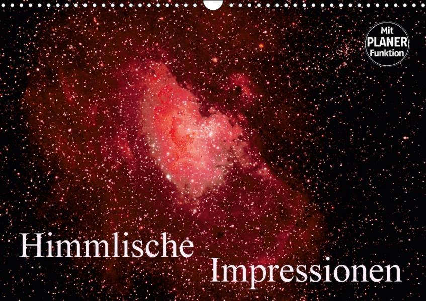 Himmlische Impressionen (Wandkalender 2017 DIN A3 quer) - Coverbild