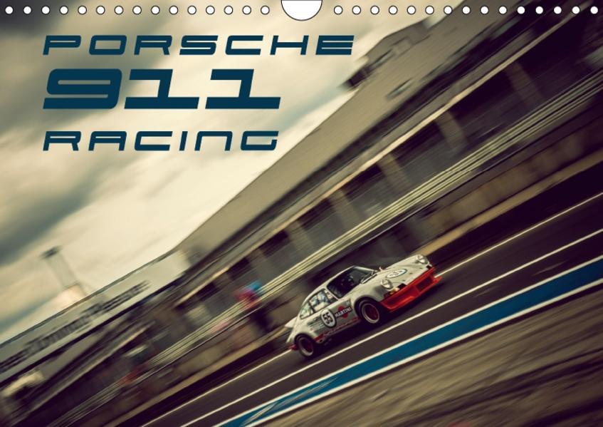 Porsche 911 Racing (Wandkalender 2017 DIN A4 quer) - Coverbild