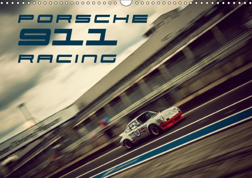 Porsche 911 Racing (Wandkalender 2017 DIN A3 quer) - Coverbild