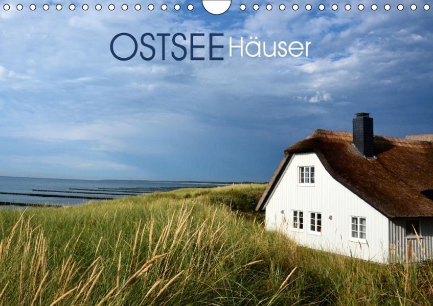 Ostseehäuser (Wandkalender 2017 DIN A4 quer) - Coverbild