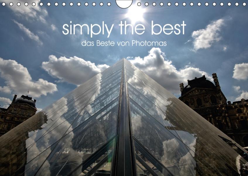 simply the best - das Beste von PhotomasAT-Version  (Wandkalender 2017 DIN A4 quer) - Coverbild