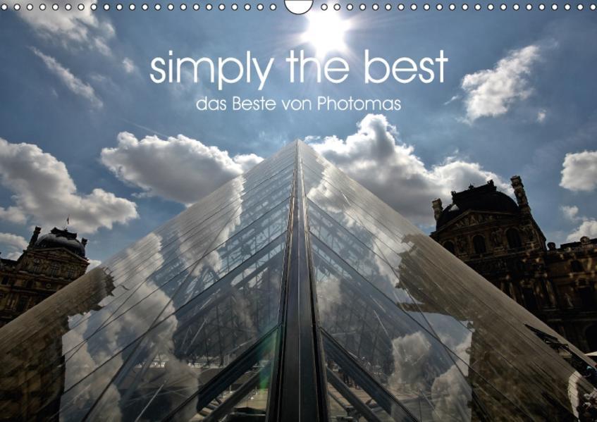 simply the best - das Beste von PhotomasAT-Version  (Wandkalender 2017 DIN A3 quer) - Coverbild