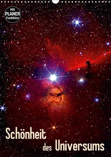 Schönheit des Universums (Wandkalender 2017 DIN A3 hoch) - Coverbild
