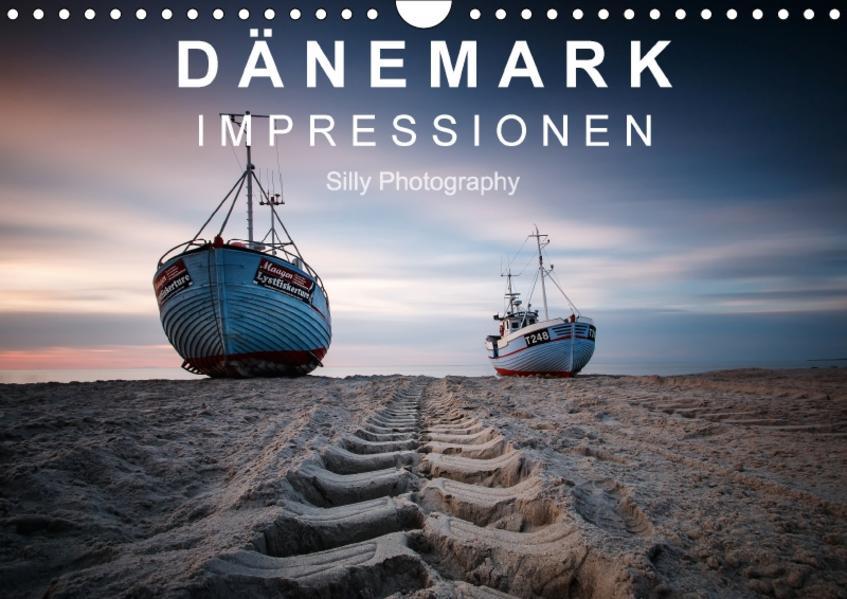 Dänemark-Impressionen (Wandkalender 2017 DIN A4 quer) - Coverbild