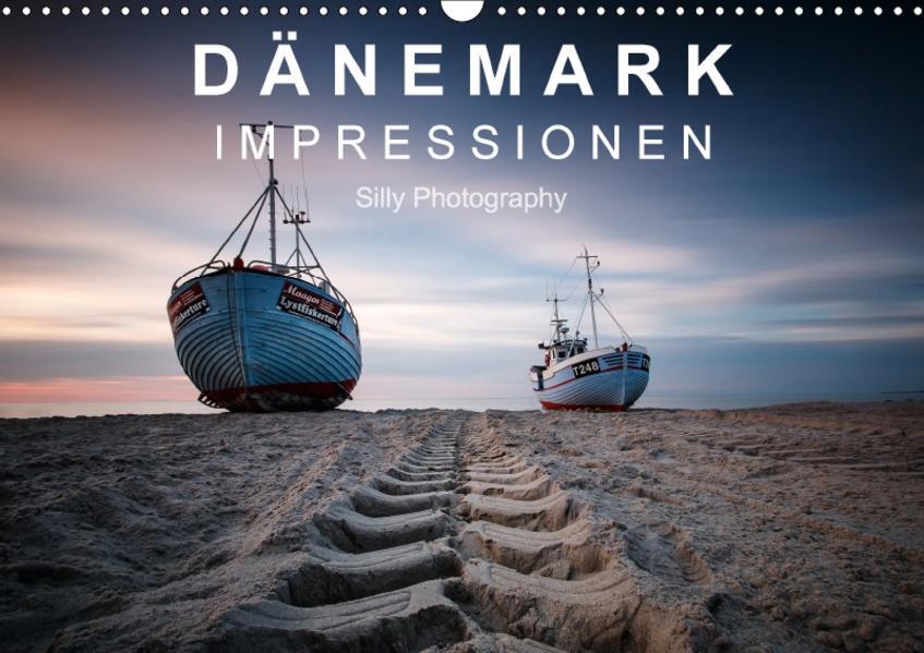Dänemark-Impressionen (Wandkalender 2017 DIN A3 quer) - Coverbild