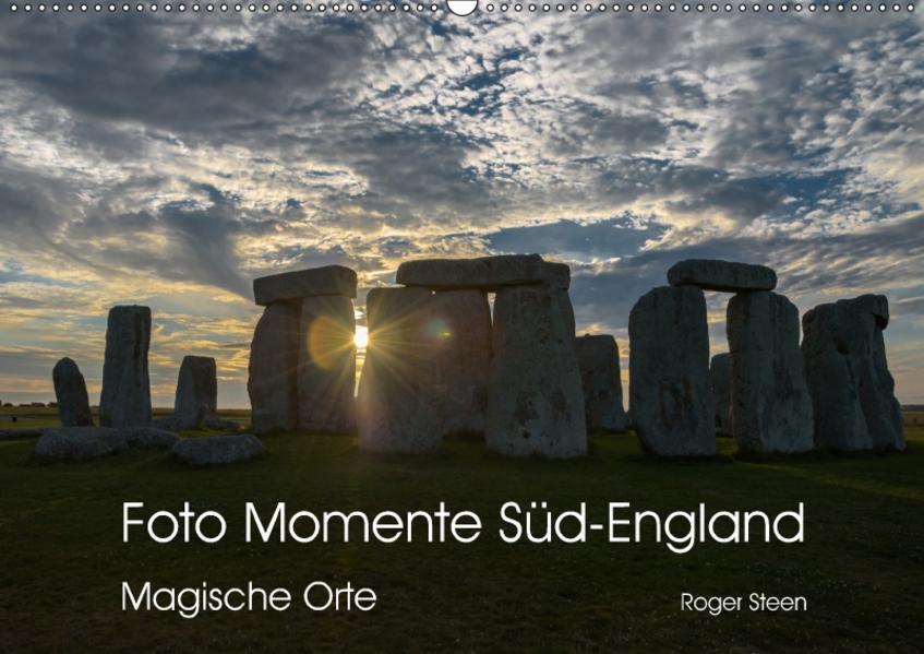 Foto Momente Süd-England - Magische Orte (Wandkalender 2017 DIN A2 quer) - Coverbild