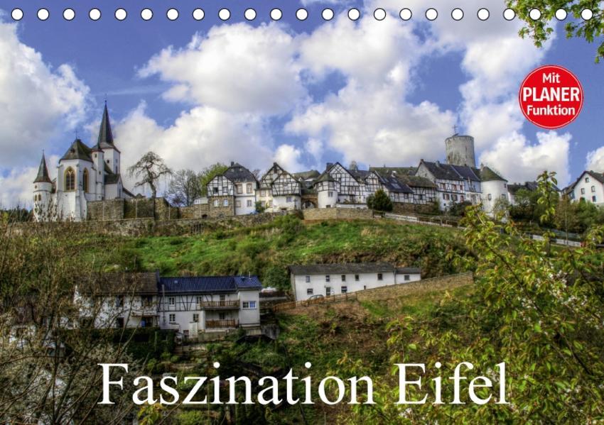 Faszination Eifel (Tischkalender 2017 DIN A5 quer) - Coverbild