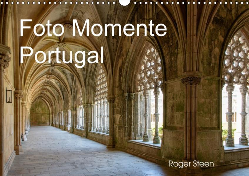 Foto Momente Portugal (Wandkalender 2017 DIN A3 quer) - Coverbild