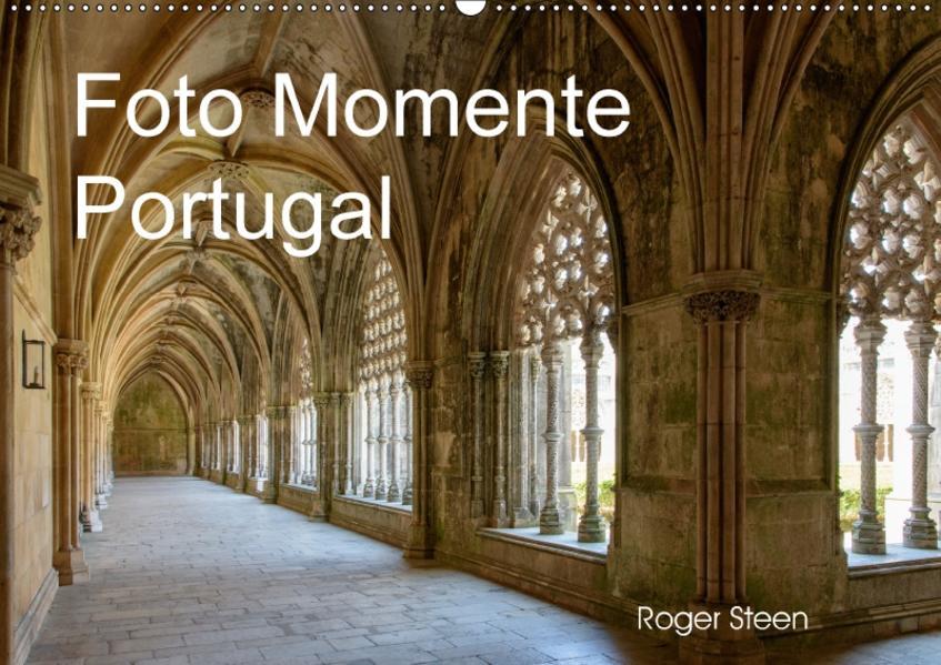 Foto Momente Portugal (Wandkalender 2017 DIN A2 quer) - Coverbild