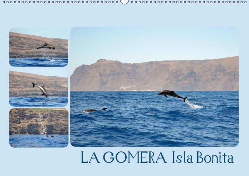 LA GOMERA Isla Bonita (Wandkalender 2017 DIN A2 quer) - Coverbild