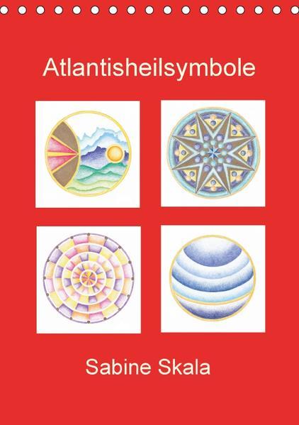 Atlantisheilsymbole (Tischkalender 2017 DIN A5 hoch) - Coverbild