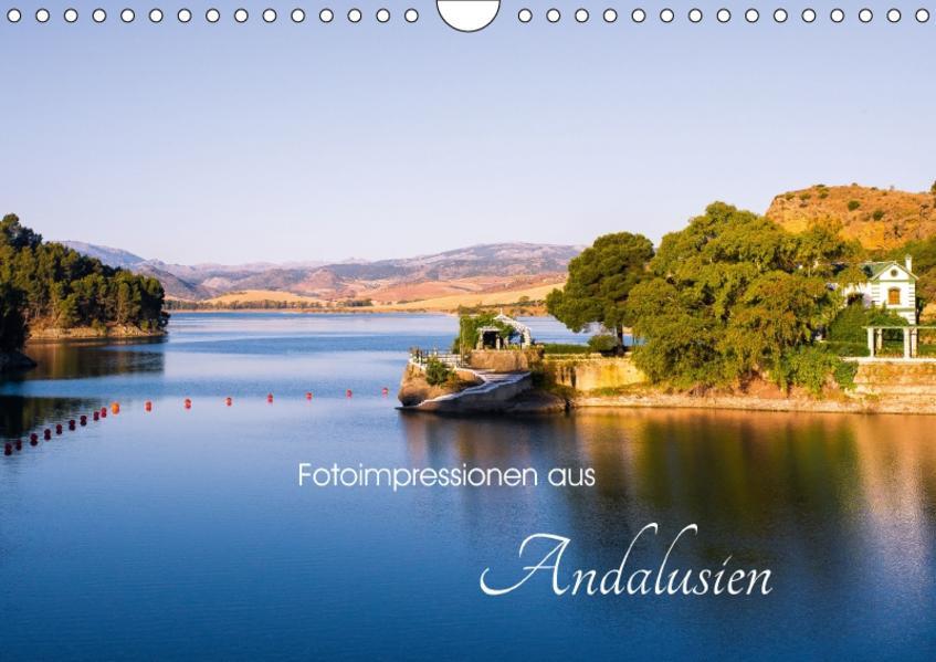 Fotoimpressionen aus Andalusien (Wandkalender 2017 DIN A4 quer) - Coverbild