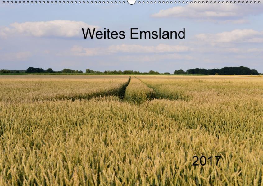 Weites Emsland (Wandkalender 2017 DIN A2 quer) - Coverbild