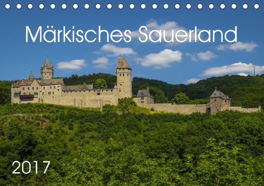 Märkisches Sauerland (Tischkalender 2017 DIN A5 quer) - Coverbild