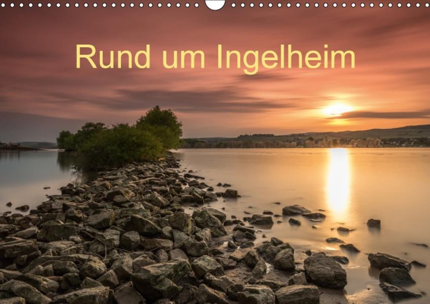 Rund um Ingelheim (Wandkalender 2017 DIN A3 quer) - Coverbild