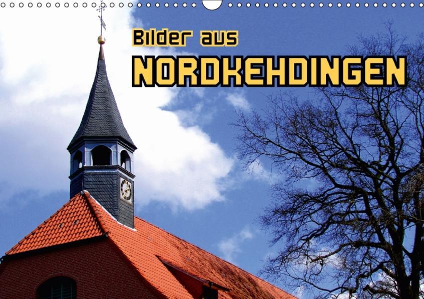 Bilder aus Nordkehdingen (Wandkalender 2017 DIN A3 quer) - Coverbild