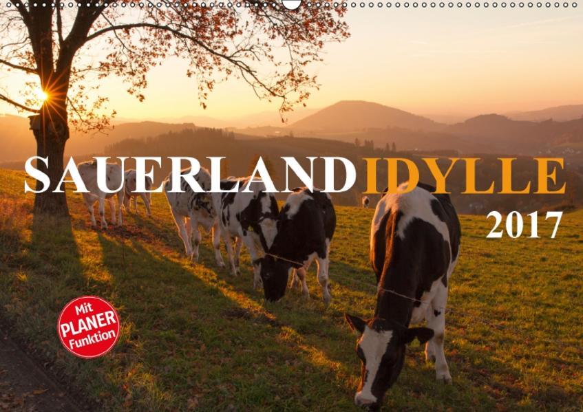 Sauerland-Idylle (Wandkalender 2017 DIN A2 quer) - Coverbild