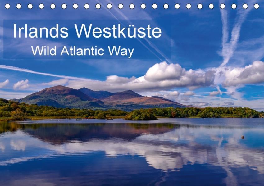 Irlands Westküste  - Wild Atlantik Way (Tischkalender 2017 DIN A5 quer) - Coverbild