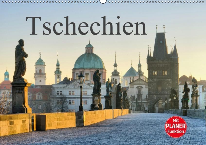 Tschechien (Wandkalender 2017 DIN A2 quer) - Coverbild