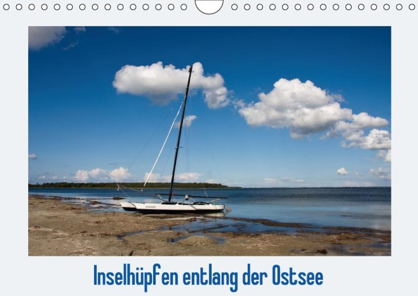 Inselhüpfen entlang der Ostsee (Wandkalender 2017 DIN A4 quer) - Coverbild