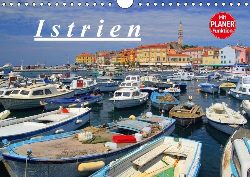 Istrien (Wandkalender 2017 DIN A4 quer) - Coverbild