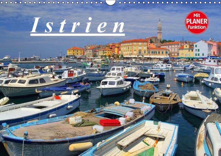 Istrien (Wandkalender 2017 DIN A3 quer) - Coverbild