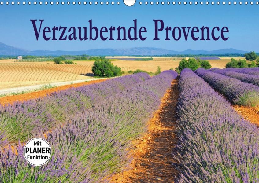 Verzaubernde Provence (Wandkalender 2017 DIN A3 quer) - Coverbild