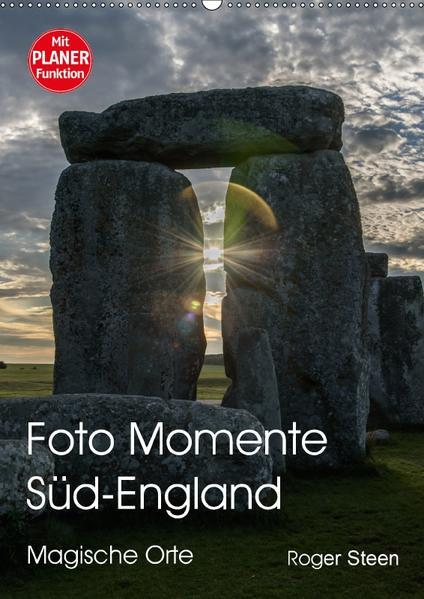 Foto Momente Süd-England - Magische Orte (Wandkalender 2017 DIN A2 hoch) - Coverbild