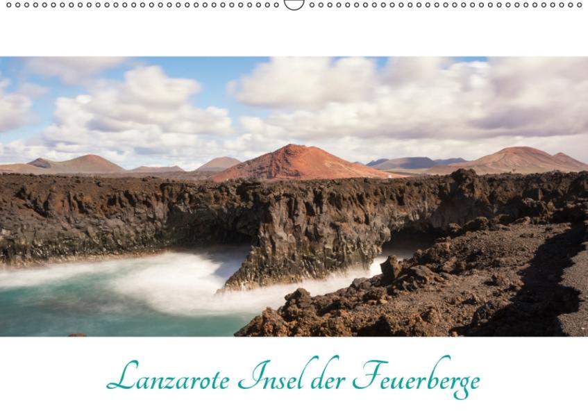 Lanzarote - Insel der Feuerberge (Wandkalender 2017 DIN A2 quer) - Coverbild