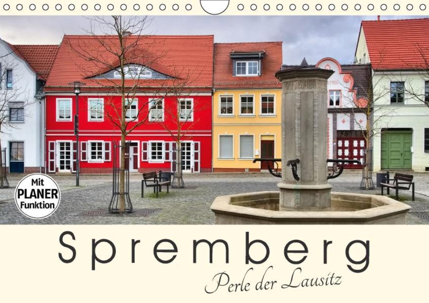 Spremberg - Perle der Lausitz (Wandkalender 2017 DIN A4 quer) - Coverbild