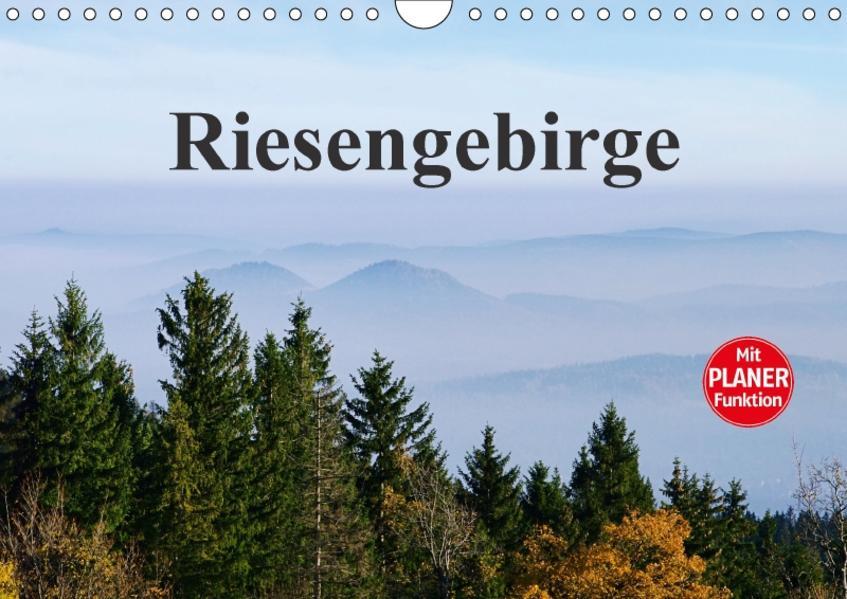 Riesengebirge (Wandkalender 2017 DIN A4 quer) - Coverbild