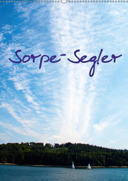 Sorpe-Segler (Wandkalender 2017 DIN A2 hoch) - Coverbild