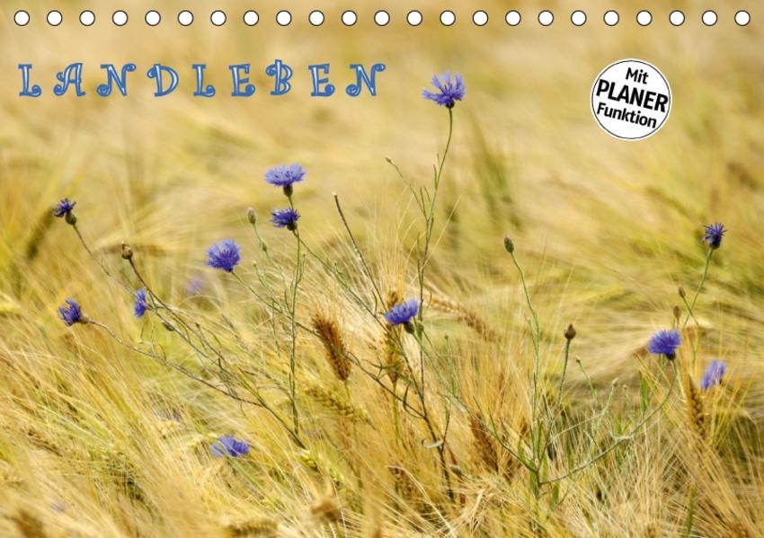 LANDLEBEN (Tischkalender 2017 DIN A5 quer) - Coverbild