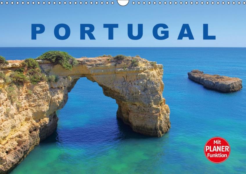 Portugal (Wandkalender 2017 DIN A3 quer) - Coverbild