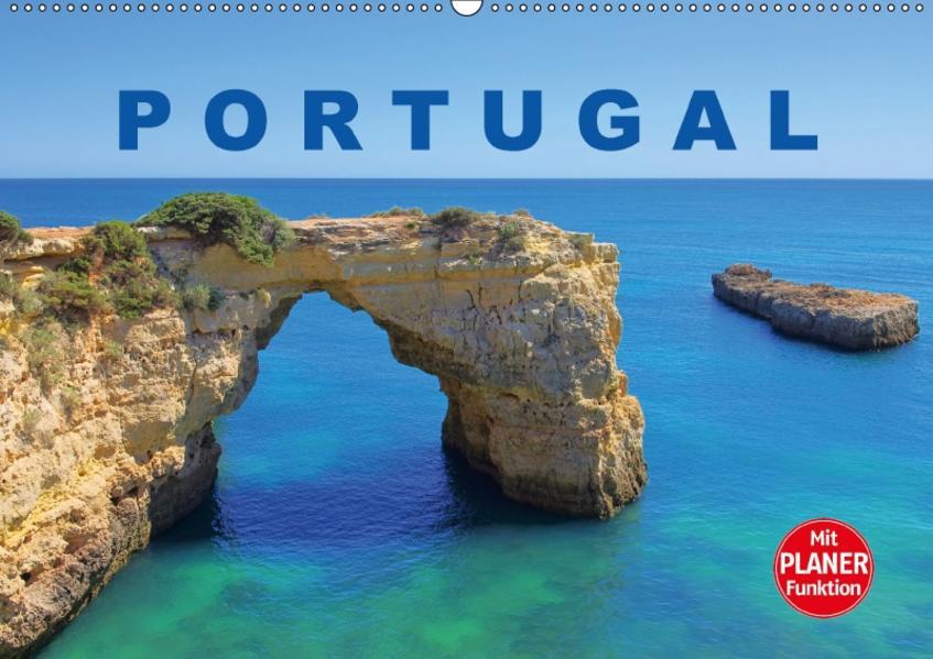 Portugal (Wandkalender 2017 DIN A2 quer) - Coverbild