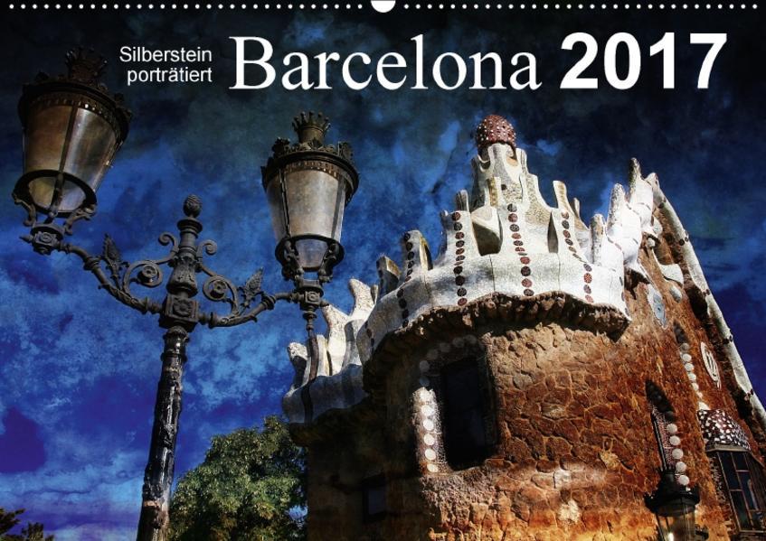 Barcelona (Wandkalender 2017 DIN A2 quer) - Coverbild