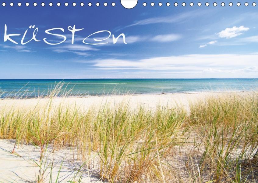 schöne Küsten (Wandkalender 2017 DIN A4 quer) - Coverbild