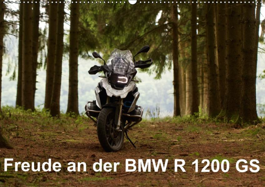 Freude an der BMW R 1200 GS (Wandkalender 2017 DIN A2 quer) - Coverbild