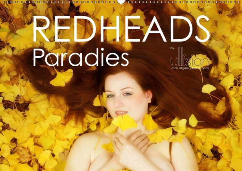 REDHEADS Paradies (Wandkalender 2017 DIN A2 quer) - Coverbild