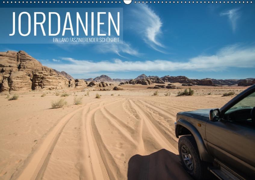 Jordanien - ein Land faszinierender Schönheit (Wandkalender 2017 DIN A2 quer) - Coverbild
