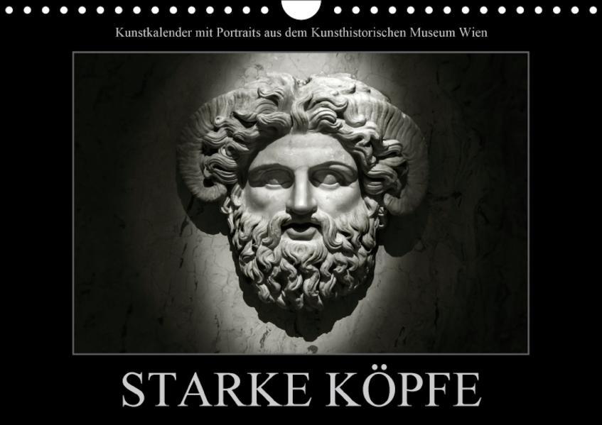 Starke Köpfe (Wandkalender 2017 DIN A4 quer) - Coverbild