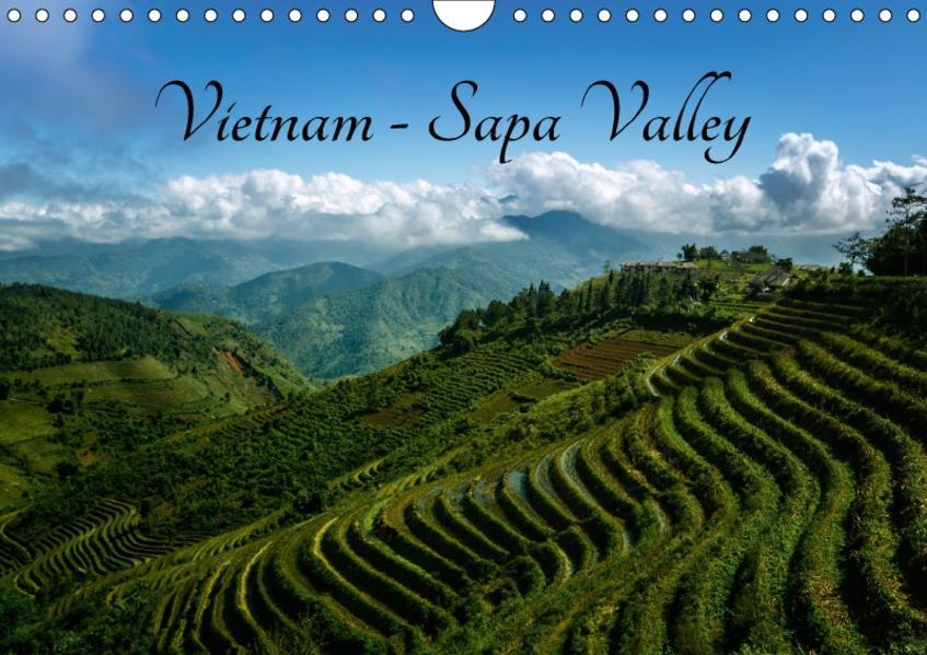 Vietnam - Sapa Valley (Wandkalender 2017 DIN A4 quer) - Coverbild